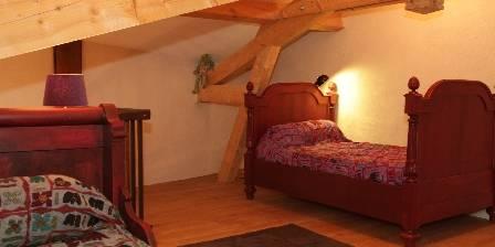 La Quérette Lits supplémentaires de la chambre Cap del Pouech