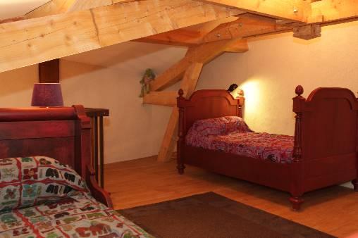 Lits supplémentaires de la chambre Cap del Pouech