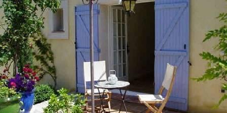 Villa Le Port d'attache La terrasse de la chambre Mistral