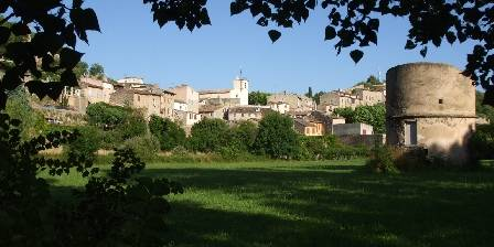 La Bastide des Templiers Bras - little village in the heart of Green Provence