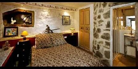 Le Hameau de la Mûre La chambre d'hôtes la Nomade