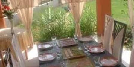 Thym & Romarin Une table d'Hôtes
