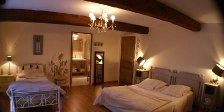 Gite La Mare Elan > chambre mauve pressoir