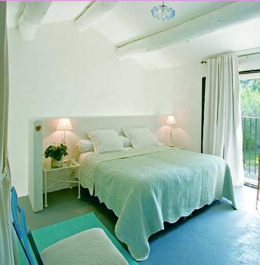 Chambre d'hote Vaucluse - La chambre Bleuet