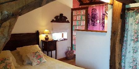 Domaine de Millox La chambre Amarante du domaine de Millox
