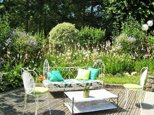 Millox détente jardin