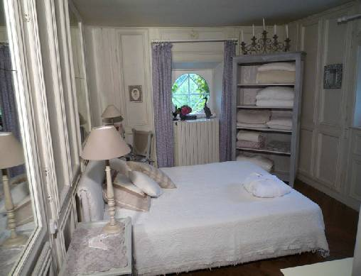 bed & breakfast Oise - The Divine room