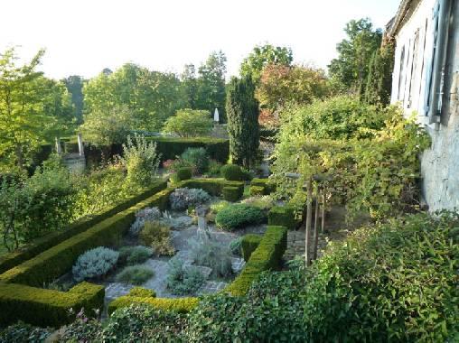 Chambre d'hote Oise - Le jardin