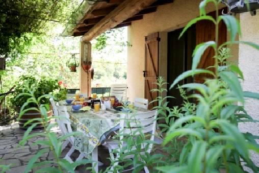 bed & breakfast Gard - Breakfast