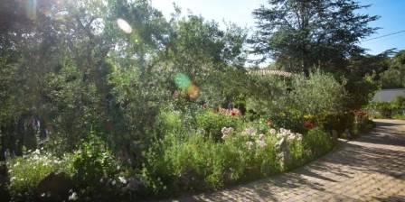 Le Havre Provençal Vue Jardin