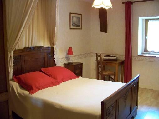 Chambre d'hote Ille-et-Vilaine - La chambre Topaze