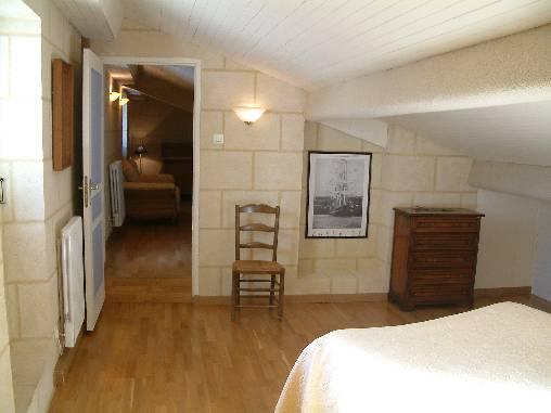 Mezzanine vers chambre