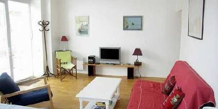 Locations Ploumanach L'appartement Terrasse
