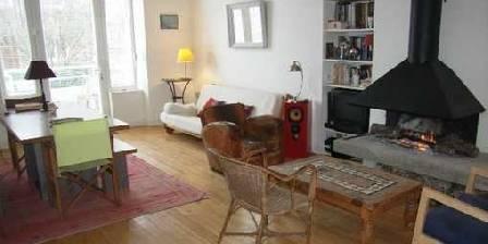 Locations Ploumanach L'appartement Cheminée
