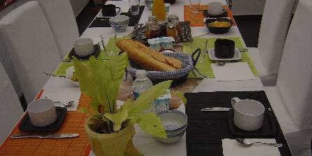 La Corderie Le petit déjeuner