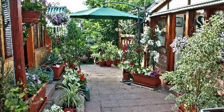 La Corderie Le jardin