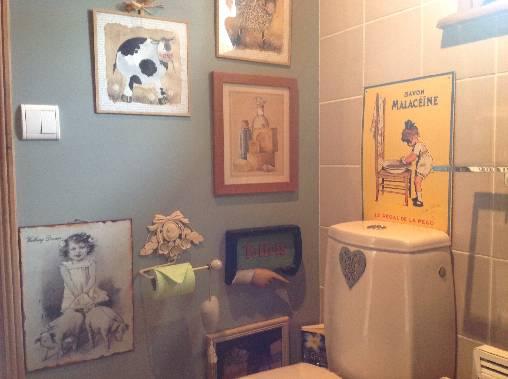 Salle de bain Cœur d' Art -i-Chaud