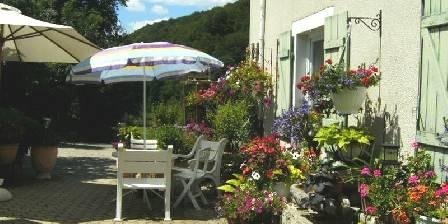 Au Jardin Fleuri Terrasse