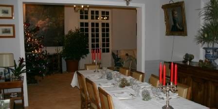 Domaine d'Agès La salle à manger