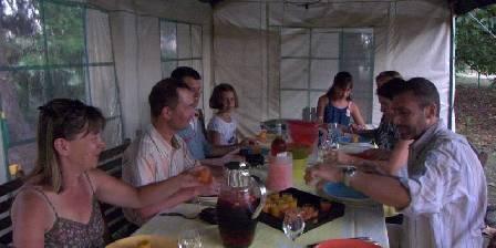 Domaine d'Agès Un dîner en été
