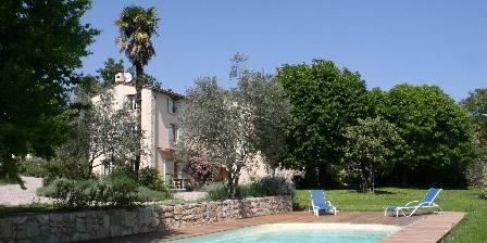 L'escale Provençale Chambres d'hotes à Fayence