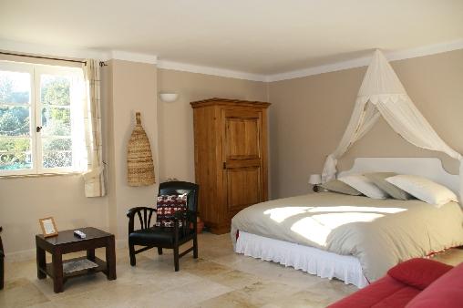 bed & breakfast Var - Earth Room