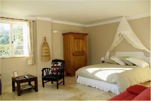 bed & breakfast Var - Earth bedroom