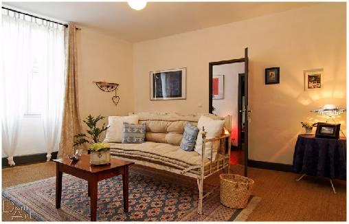 Salon suite Romantique