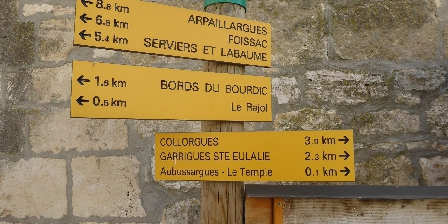 Le Mas des Sages 8/9 The starting point of your walks and treks