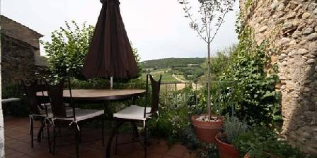 Gite Chez Hubbert > Terrace