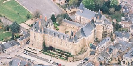 Gite Château de Durtal >