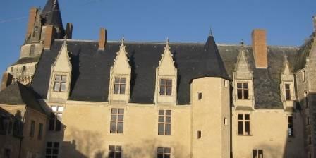 Gite Château de Durtal > Aile XVe