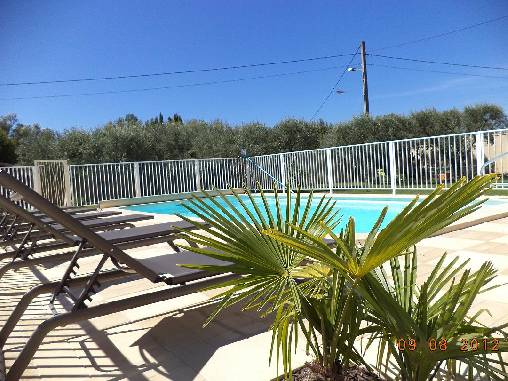 bed & breakfast Vaucluse - Swimming pool