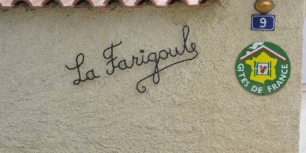 La Farigoule  en Provence L'entrée de La Farigoule!!!