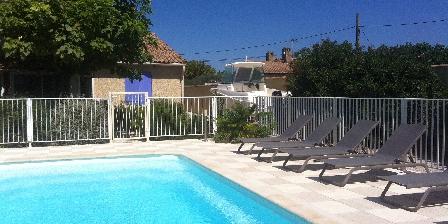 La Farigoule  en Provence Coin piscine
