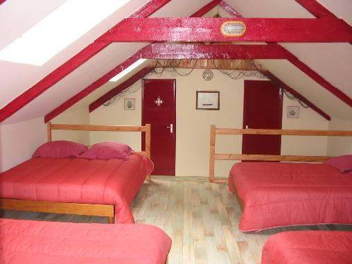 Chambre d'hote Finistère - suite familiale ou gîte