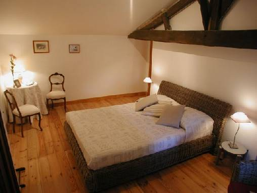 bed & breakfast Charente-Maritime - Harmonie room