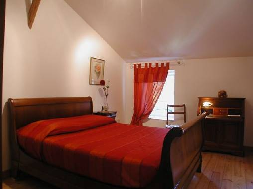 bed & breakfast Charente-Maritime - Romance room