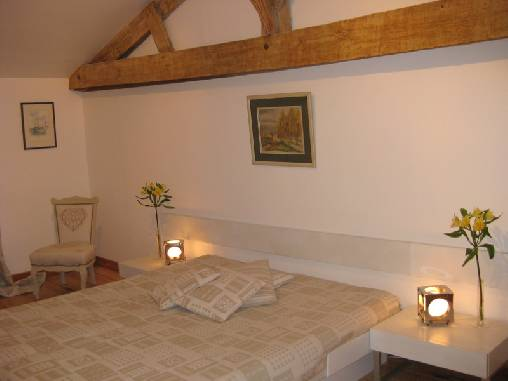bed & breakfast Charente-Maritime - Mélodie room