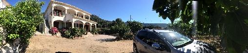 Chambre d'hote Corse 2A-2B - parking privée