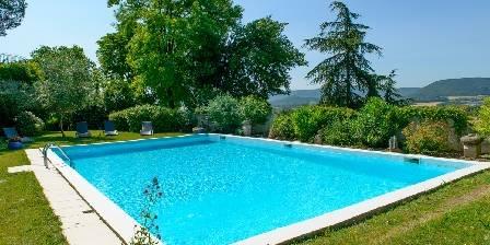 Le Castel du Mont Boisé La piscine du Castel
