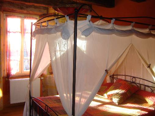 Chambre d'hote Corrèze - Chambre soleillade