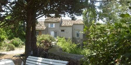 Le Moulin Le jardin derriere