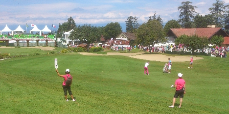 Chambre d'hotes L'Ourserie > GOLF EVIAN MASTER