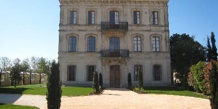 Gîte du Château du Comte Le château du Comte