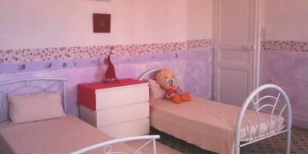 Gîte du Château du Comte Kid's bedroom