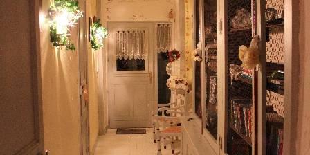 La Maison de Claire L'entrée attenante au salon d'été