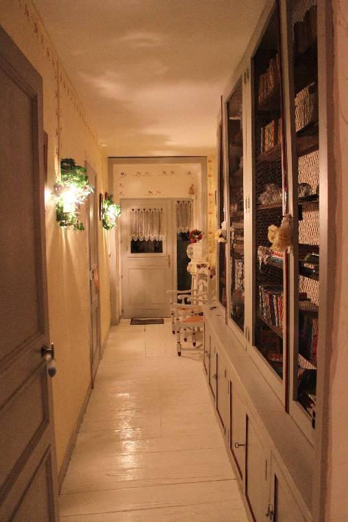 Chambre d'hote Ille-et-Vilaine - L'entrée attenante au salon d'été