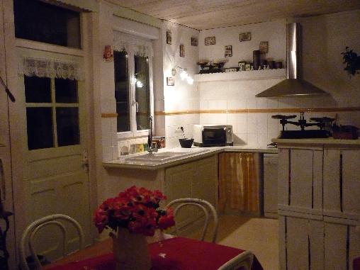 la cuisine de Claire