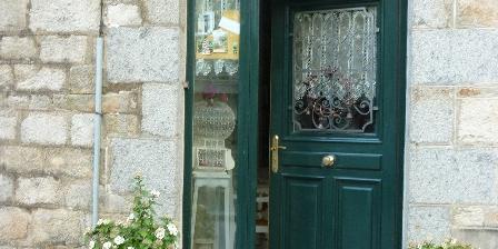 La Maison de Claire La deuxième entrée rue de couesnon
